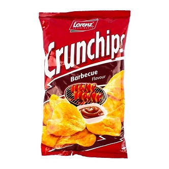 Crunchips Barbecue - 100g