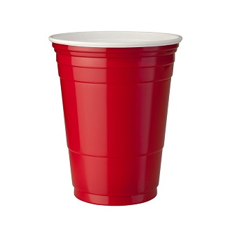 Verre Red cup - 500ml