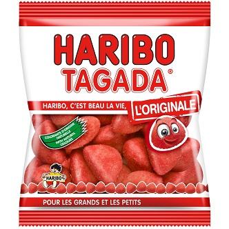 Haribo Tagada - 120g