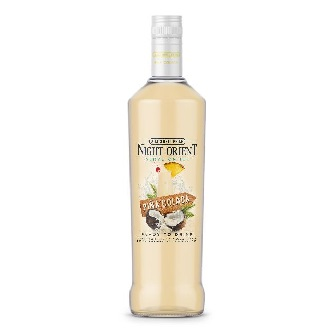 Cocktail Pinacolada Night Orient SANS ALCOOL - 75cl