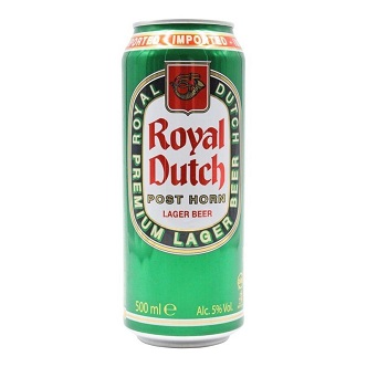 Royal Dutch - 50cl