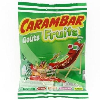 Carambar Fruits - 130g