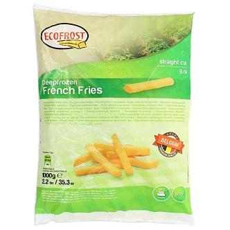 Frites Ecofrost - 1 kg