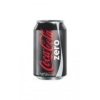 Coca Cola Zero - 33cl