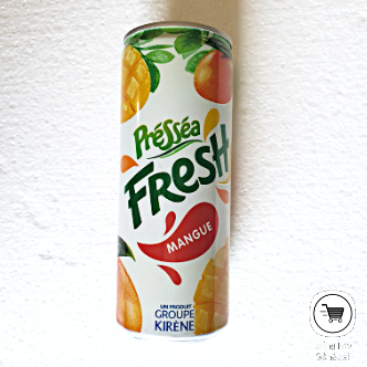 Présséa Fresh Mangue - 33cl