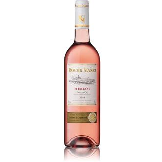 Roche Mazet Merlot Rosé - 75cl