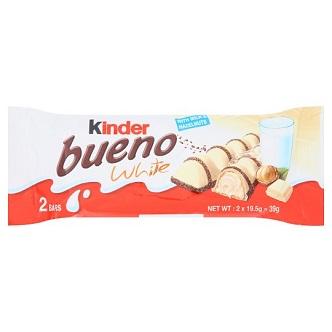 Kinder Bueno White - 39g