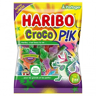 Haribo Croco Pik - 120g