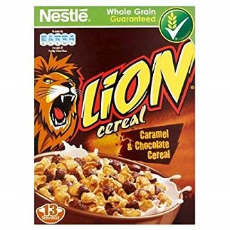 Céréales Lion - 400g