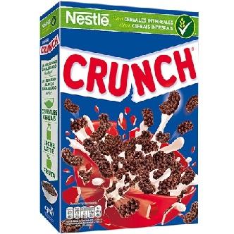 Céréales Crunch - 375g