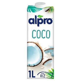 Lait de Coco et Riz Alpro - 1L