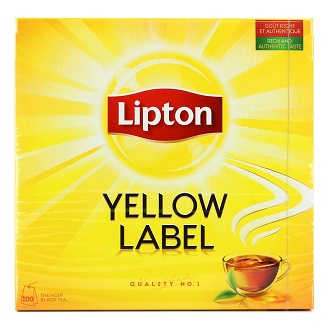 Lipton Yellow Label - 100 doses