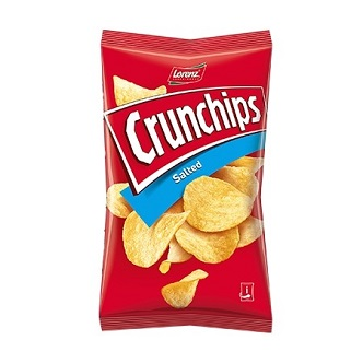 Crunchips Salé - 100g