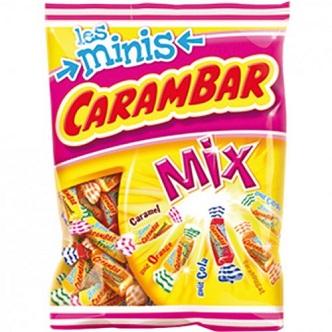 Carambar Minis Mix - 110g