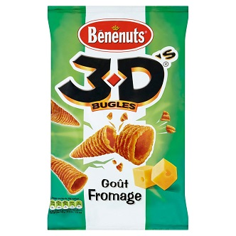 Lays 3D Fromage - 85g