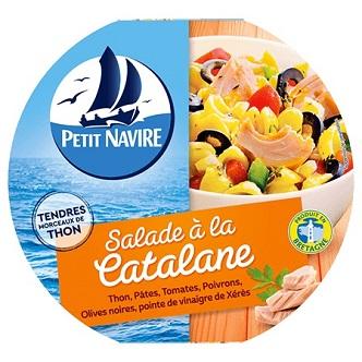 Salade Catalane Petit Navire - 220g