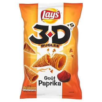 Lays 3D Paprika - 85g