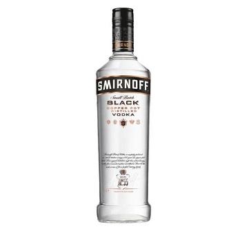 Smirnoff Black - 70cl