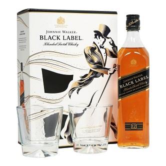Johnnie Walker Black Label Limited Edition Design - 75cl