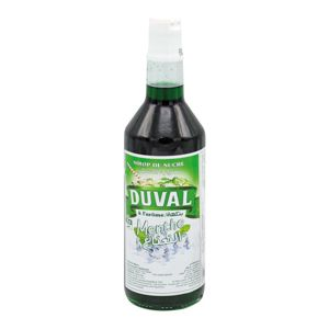 Sirop Menthe Duval - 75cl