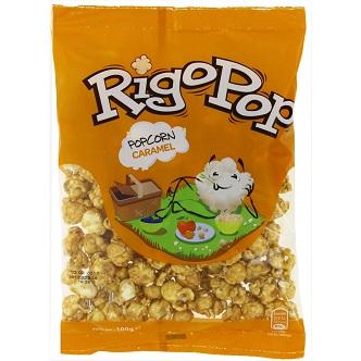 Popcorn Caramel Rigopop - 100g