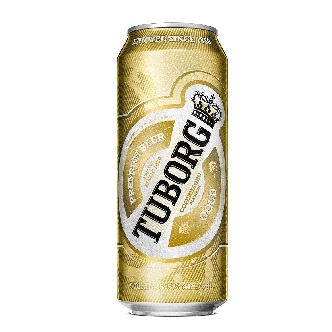 Tuborg Gold - 50cl