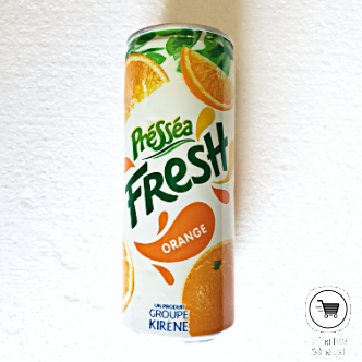 Présséa Fresh Orange - 33cl