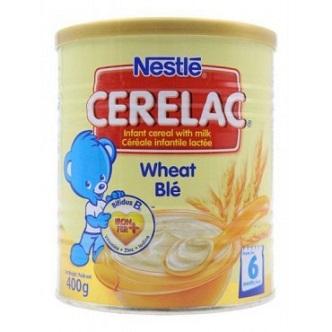 Cerelac Blé Nestlé - 400g