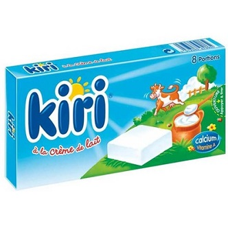 Kiri à la crème - 8 Portions