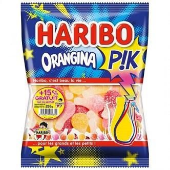 Haribo Orangina Pik - 120g