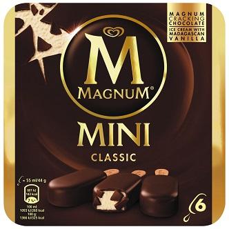 Magnum Mini Classic (boîte de 6)