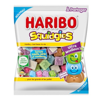 Haribo Squidgies - 100g