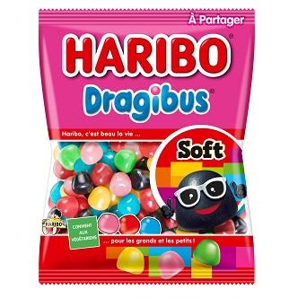 Haribo Dragibus Soft - 120g