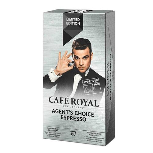 Café Royal Agent's Choice