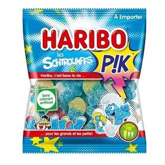 Haribo Schtroumpfs Pik - 120g