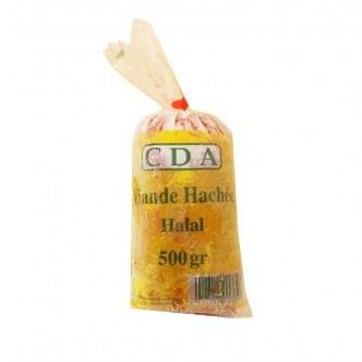 Viande Hachée CDA halal - 500g