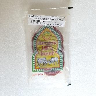 Bacon de Bœuf Nafy Halal - 100g