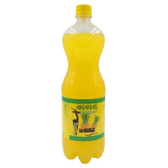 Gazelle Ananas - 33cl