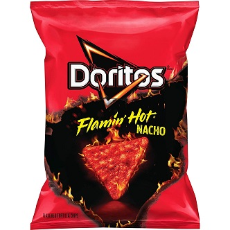 Doritos Flamin Hot Nacho - 49g