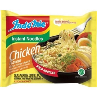 Instant Noodles Chicken - 70g