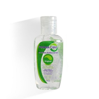 Gel Mains Antibacterien - 60ml