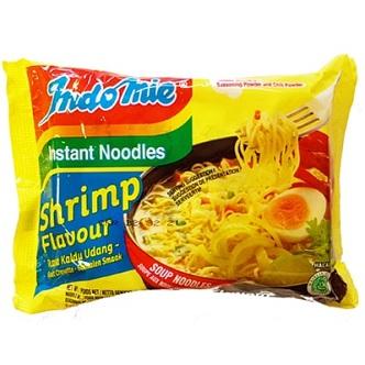 Instant Noodles Shrimp - 70g