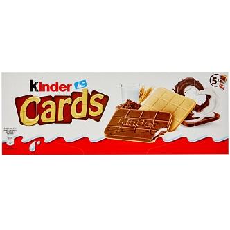 Kinder Cards (boite de 5)