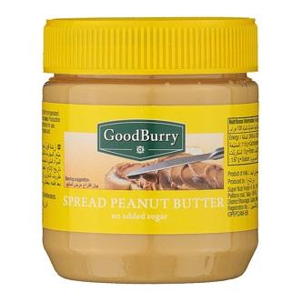 Beurre de Cacahuète Goodburry - 340g