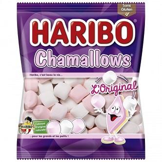 Haribo Chamallows Marshmallows - 100g