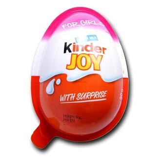 Kinder Joy Surprise Fille