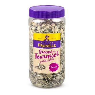Graines de Tournesol Grillées Salées Maître Prunille - 250g