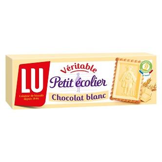 Lu Petit Ecolier Chocolat Blanc - 150g
