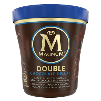 Magnum Pot Double Chocolat - 440ml