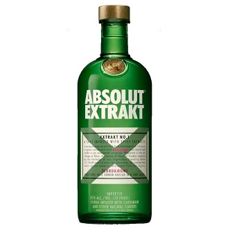 Absolut Extrakt - 75cl